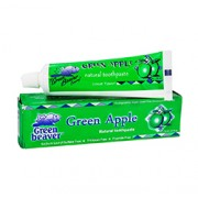 NATURAL TOOTHPASTE (Green Apple) (2.5oz) 75ml