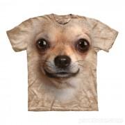 Hi-tech gadget tričká - Čivava