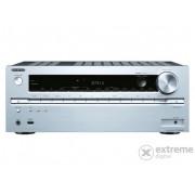 Amplificator Onkyo TX-NR646 7.2 Dolby Atmos, argintiu