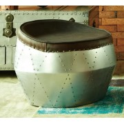 Industrial Old Winery Tub chair