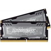 Crucial Ballistix Sport LT 8GB DDR4-2400Mhz 8GB DDR4 2400MHz geheugenmodule