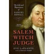 Salem Witch Judge by Eve LaPlante