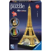 3D Puzzel - Eiffeltoren - Night Edition (216 stukjes)