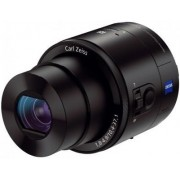 Camera foto stil obiectiv pentru smartphone Sony QX100 Black, 20 MP, Zoom Optic 3.6x
