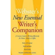 Websters New Essential Writers Companion by Na