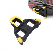 2 PCS Road Bike Cleats 6 Degree Float Self-locking Cycling Pedal Cleat for Shimano SH-11 SPD-SL Road Cleats Fit Most Road Bicycle Shoes