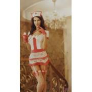 Costum sexy Asistenta 8502