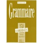 Exercons-nous: 350 Exercices De Grammaire - Corrige Niveau Superieur I by Collective