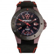 Alessandro Baldieri Seamonster Panarea Coffee Watch