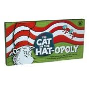The Cat in the Hat Opoly Board Game by Late for the Sky