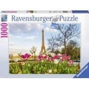 PUZZLE LALELE SI TURNUL EIFFEL 1000 PIESE