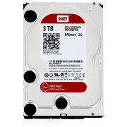 HDD WD Red 3TB, 5400rpm, 64MB cache, SATA III