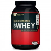 Whey Optimum Nutrition Gold Standard 100% Whey Double Rich Chocolate 909 g