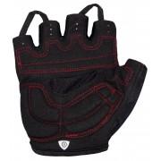 KILPI Cyklistické rukavice MYRTLES EU0307KIBLK Černá XL