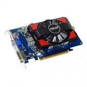 Asus Nvidia GeForce GT 630 Scheda grafica (2GB DDR3, PCI Express 2.0, HDMI, DVI-I, VGA, Nvidia 3D Vision, Dust-Proof Fan, Super Alloy Power)