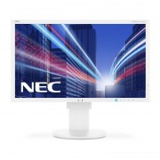 Monitor LED IPS NEC MultiSync EA244WMi 24.1 inch 6 ms White