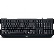 GENIUS KB-210 USB YU crna tastatura