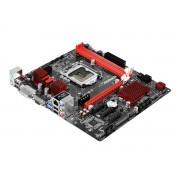 Carte mère Micro ATX ASRock H81M-G Socket 1150 - SATA 6Gb/s - USB 3.0 - 1x PCI-Express 2.0 16x