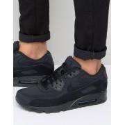 Nike Черные кроссовки Nike Air Max 90 Essential - Черный