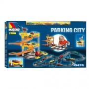 Molto 13426 - Garage-Parking 3 Piani + Pista + Auto 56Cm