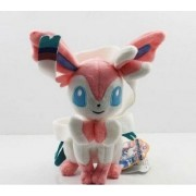 """Pokemon Sylveon 10"""" Anime Animal Stuffed Plush Toys"""
