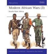 Modern African Wars: South West Africa v.3 by Romer Heitman Helmoed