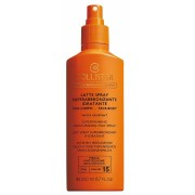 Collistar Supertanning Moisturizing Milk Spray SPF 15 Sonnenmilch 200 ml
