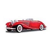 1:18th Premiere Edition - Mercedes 500K 1936 (red)