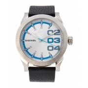 Diesel DZ1676 Silver-Tone Black Watch 6