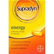 Bayer Supradyn Energy (30 comprimate filmate)