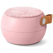 Enceinte Fresh 'n Rebel Rockbox Round Fabriq Edition Rose 5 Watts