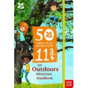 The National Trust: 50 Things to Do Before You're 11 3/4 by Tom Percival