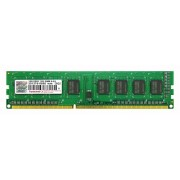 Transcend 1GB, DDR3, PC3-10664, 240Pin DIMM, CL9, 128Mx8 1GB DDR3 memoria