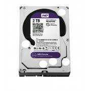 Western Digital WD Purple, 3.5', 2TB, SATA/600, 64MB cache
