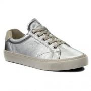 Sneakersy GANT - Alice 14531632 Silver G80