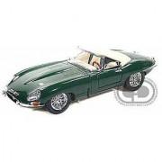 1961 Jaguar E Type Cabriolet 1/18 Green