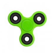 Spinner LCS verde din plastic, Jucarie antistres