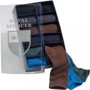 Royal Spencer 12er Pack Socken uni