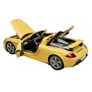 Tamiya 1/12 Porsche Carrera GT Yellow Semi Assembled # 23207