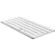 Rapoo / E6350-SLV Bluetooth Mini Keyboard - SILVER / Blade Series