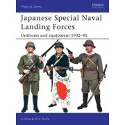 Japanese Special Naval Landing Forces by Gary Nila