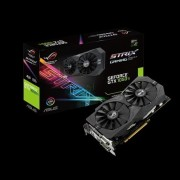 VGA Asus STRIX-GTX1050TI-4G-GAMING, nVidia GeForce GTX 1050 Ti, 4GB 128-bit GDDR5, do 1392MHz, DP, DVI-D 2x, HDMI, 36mj