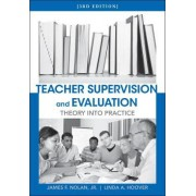 Teacher Supervision and Evaluation by Jr. James Nolan
