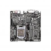 Placa de baza Asrock H81TM-ITX Intel LGA1150 mITX
