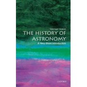 The History of Astronomy: A Very Short Introduction by Michael Hoskin
