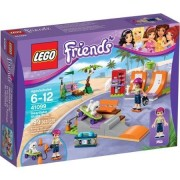 Lego Friends Heartlake Skate Park, 41099 Grab Your Board And Head To The Skate Park