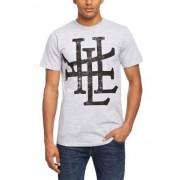 Playlogic International Camiseta para hombre, talla 43/44, color gris