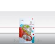 Suzete de silicon +6 luni 2 bucati Sun Wave Pharma