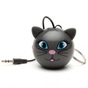 Boxa portabila KitSound MyDoodles Trendz Mini Buddy Cat