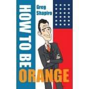 How to be Orange: An Alternative Dutch Assimilation Course by Gregory Scott Shapiro